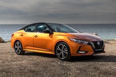 Born in the Nissan Sentra is the automaker's bestselling nameplate. As it enters its eighth generatio. My Dream Car, Dream Cars, Mirror Painting, First Drive, Nissan Sentra, New Engine, Nameplate, Led Headlights, Cars