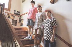 Credit to photo's owner. Repost by Rain. Do not delete. Bts Jin, Bts Bangtan Boy, Jimin, Bts Now 3, Namjoon, Taehyung, Bts Cute, Bts Summer Package, Nerd Problems