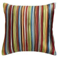 Multi Ribbon Pillow