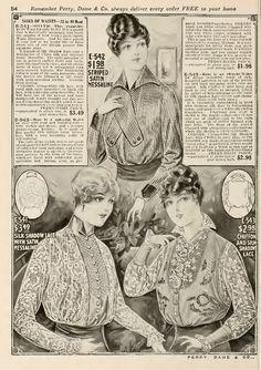 Catalogue de 1916
