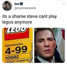 Steve - Infinity War \ Avengers 4