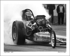 Yes!!  I rode in a Roy Hills dragster and would love to do it all over again!!!!!!!  Its in my blood!!!          #top fuel, #dragster