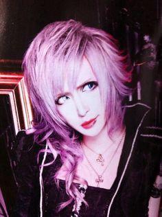 MiA, みゃあみゃあ Mejibray guitarist.