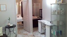 NADINE M SPA & SALON / A deux pas de Bibliothèque François Mitterrand, l'institut de beauté et salon de coiffure Nadine M Spa & Salon vous reçoit dans un cadre reposant à la décoration des plus relaxantes.