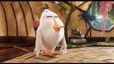 Angry Birds movie dancing waves matilda