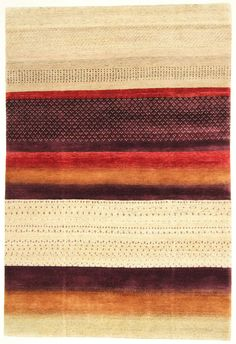 Loribaft Sehr Fein Teppiche Handgeknüpft Alfombra 246 x 167 cm Rugs orient teppe