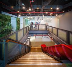 Ascend Group - Bangkok Offices - Office Snapshots