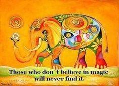 Do you believe in magic? | Soul Writings