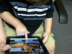 iPad Apps for Vision Therapy
