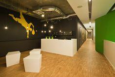 furniture for gym interior