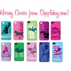 Dapplebay Horsey Covers
