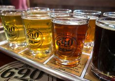 Old 690 Brewing Company - farm crafted beer | Guide to Purcellville, VA