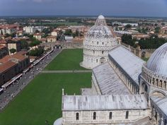 #Piazza #dei #Miracoli, the #heritage of #Pisa, #Italy