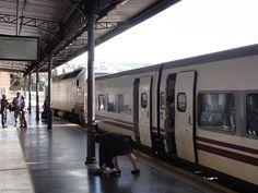 Granada train station. #spain #indierail