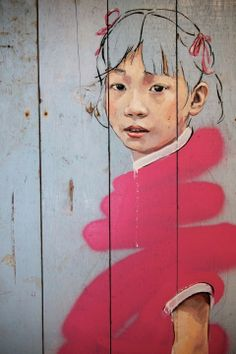 Ernest Zacharevic - Art Is Rubbish Is Art @ Penang, Malaysia (Recap)