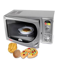 Look at this #zulilyfind! Microwave Toy Set #zulilyfinds