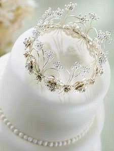 Good Fairy Wedding Cake Topper by Wilton
