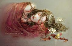 Let the devil sleep (Azula) by kelly1412.deviantart.com on @DeviantArt