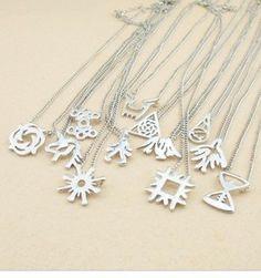 EXO necklace -  OOOOOOOOOO WANT!!!