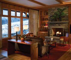 Villa Family Lodge. Uhhh.. A dream place for winter