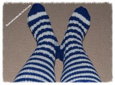#stripes #woolen #socks #handmade #madeinfinland #knitting #crafts