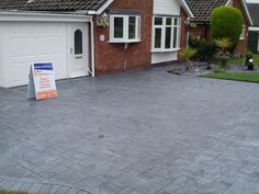 From entries and footpaths to driveways and pool decks, A Better Driveway Melbourne will bring your home improvement dreams to reality. Grey Slate, Paving Ideas, Driveway Landscaping, Concrete Driveways, Fire Pit Backyard, Melbourne, Sidewalk, Landscape, Garden