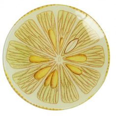 "John Derian 7"" dia. Fruit Halves - Limonier - http://www.benpentreath.com/shop/vases-decorative-accessories/john-derian-7-dia-fruit-halves-limonier/prod_2345.html"