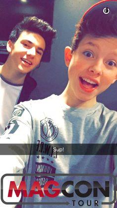 Look At Jacob My Boyfriend and Daniel Skye!