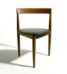 50'S Mid Century Danish Modern Teak Hans Olsen Chair Frem Rojle