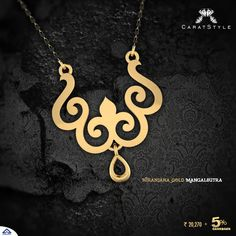 Pure gold for a heart as pure as hers! #mangalsutra #tanmaniya #gold…