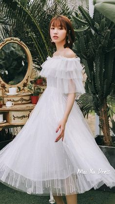 Flower Girl Dresses, Prom Dresses, Summer Dresses, Strawberry Dress, Romantic Outfit, Beautiful Outfits, Beautiful Clothes, Parisian Style, Feminine Style