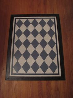 Floor Cloth Painted Floor Cloths Floor Cloth Vinyl
