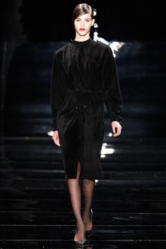 Reem Acra Fall 2013 Ready-to-Wear Fashion Show