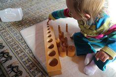 yay tons of baby montessori ideas!