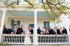 New Orleans Garden district Wedding at Sully Mansion Bed & Breakfast