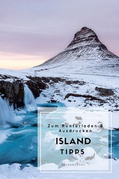 Kommt mit auf die Trendinsel Island und erkundet die magischen Landschaften dieser einmaligen Vulkaninsel. In meinen Island Tipps erfahrt ihr alles über die Sehenswürdigkeiten und Highlights der Insel. Ihr könnt euch meine Reisetipps auch ganz einfach abspeichern und ausdrucken, so habt ihr euren Reiseführer immer dabei. #iceland #island #travel #guide #urlaub #roadtrip
