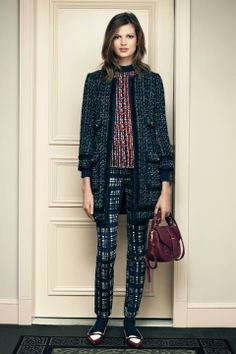Bette Franke On: The Plaid Jean | The Tory Blog
