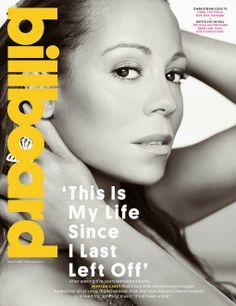 Mariah Carey Covers Billboard Magazine