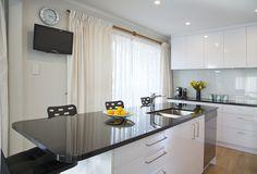 Kitchen Sally Steer Design Wellington NZ Design Kitchen, Kitchen Ideas, Bed Room, Sally, House, Home Decor, Design Of Kitchen, Dormitory, Decoration Home