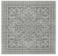 @nika Biscornu Cross Stitch, Cross Stitch Embroidery, Embroidery Patterns, Cross Stitch Patterns, Filet Crochet, Crochet Lace, Tile Patterns, Crochet Patterns, Crochet Curtains