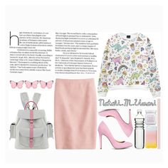 """I'll get you... (20.06.15)"" by natali-m-umari ❤ liked on Polyvore featuring J.Crew, Grafea, Laura Mercier, Marc by Marc Jacobs, ASOS and Sagaform"