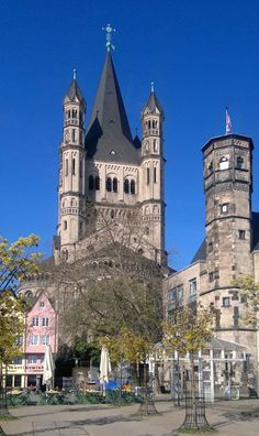 Gross St. Martin in Köln