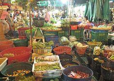 Pak Khlong Talat, Bangkok