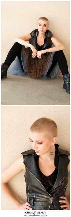 Bald Head Fashion Style Rock  Best Mens Haircuts, Style and Products http://tailoredhairformen.com San Diego CA Stylist