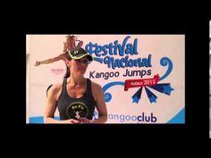 Testimonio de Bernadett Gyenes, desde Hungría, instructora en Ensenada, presente en el Festival Kangoo Jumps Puebla 2015.