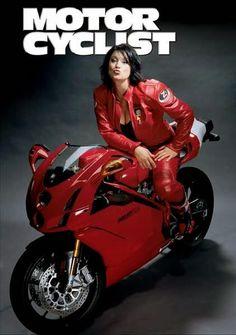 Ducati Girl on my all time favorite Duc 749 Ducati Monster, Lady Biker, Biker Girl, Scooters, Modelos Pin Up, Chicks On Bikes, Ducati Motorcycles, Ducati 999s, Motorcycle Posters
