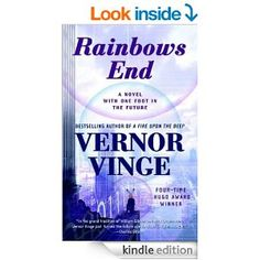 A fairly boring novel by a great author. The technological milieu of the novel -- heavy on augmented reality and virtual presence -- felt dated. Also, Vinge's child characters can be annoying and this book is no exception. Medical Miracles, Information Age, Science Fiction Books, Reading Rainbow, Award Winner, Used Books, Bestselling Author, Thriller, Rainbows