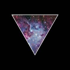 Hipster galaxy triangle:-)                                                                                                                                                                                 Más