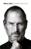 Steve Jobs' biography. Good book, almost finished.