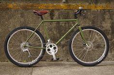 e.b.s - handmade bicycle in Japan